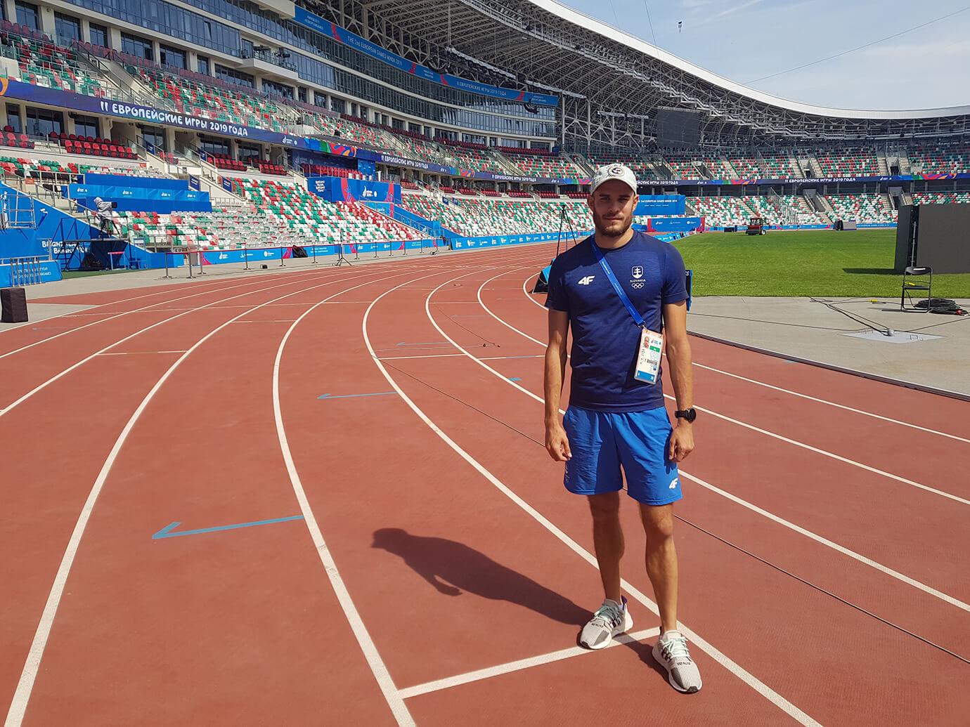 skúsený atlét a osobný tréner Jakub Bottlík
